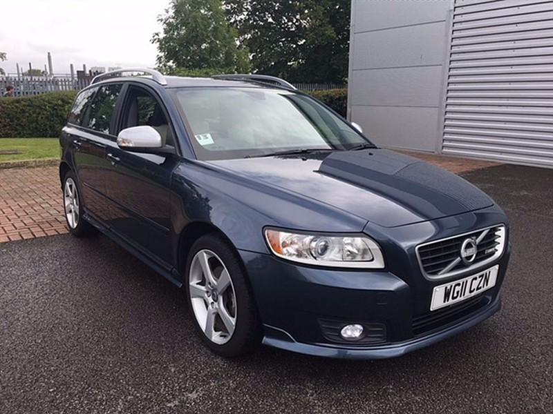 used Volvo V50 R-DESIGN EDITION in cambridgeshire-for-sale