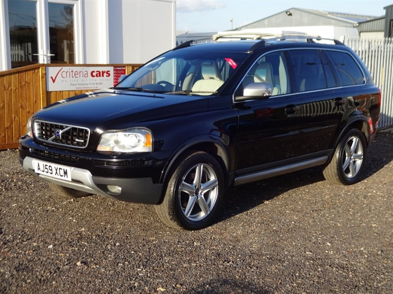 used Volvo XC90 D5 R-DESIGN SE PREMIUM AWD in cambridgeshire-for-sale