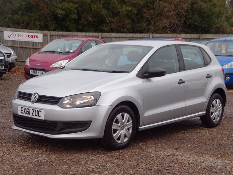used VW Polo S in cambridgeshire-for-sale