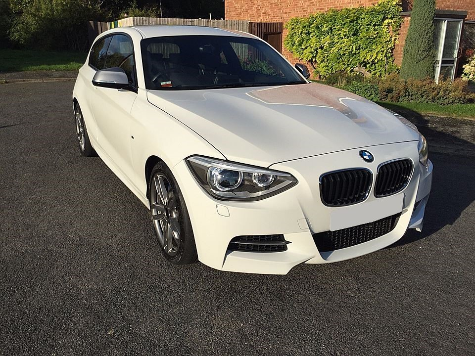 used bmw 1 series 1 series m 135i turbo 315bhp near dorking surrey mole valley specialist. Black Bedroom Furniture Sets. Home Design Ideas