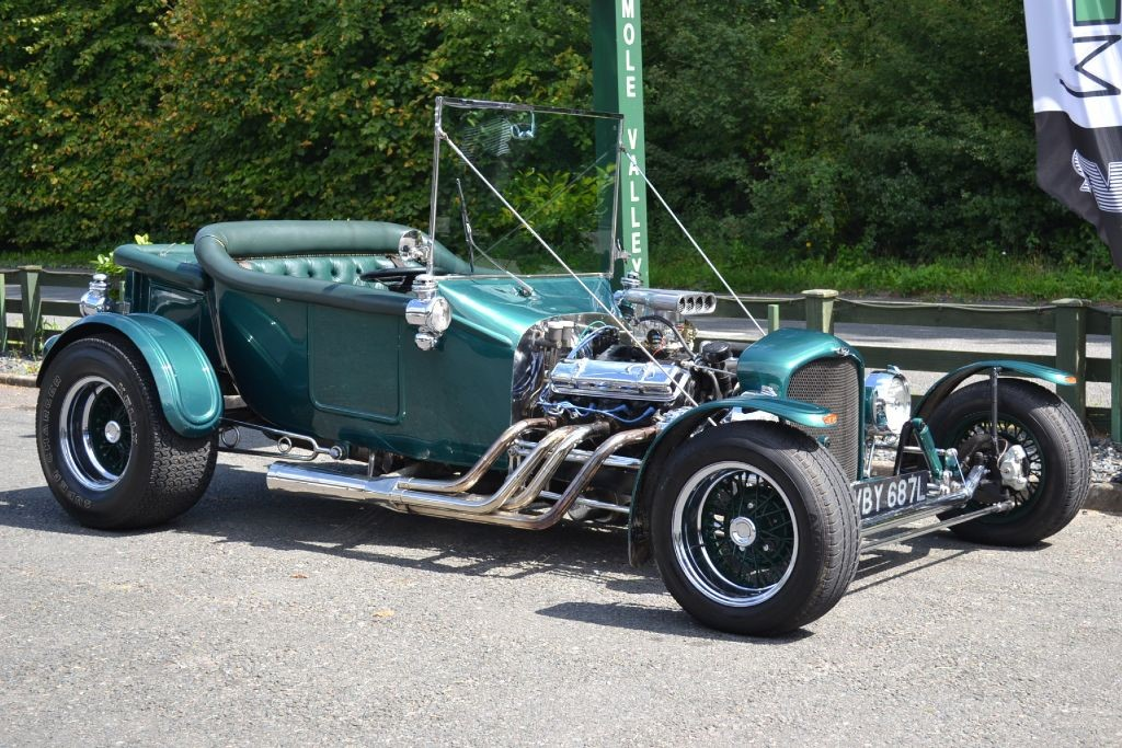 Ford Model TNickelodeon V8 for sale - Near Dorking, Surrey, Mole ...