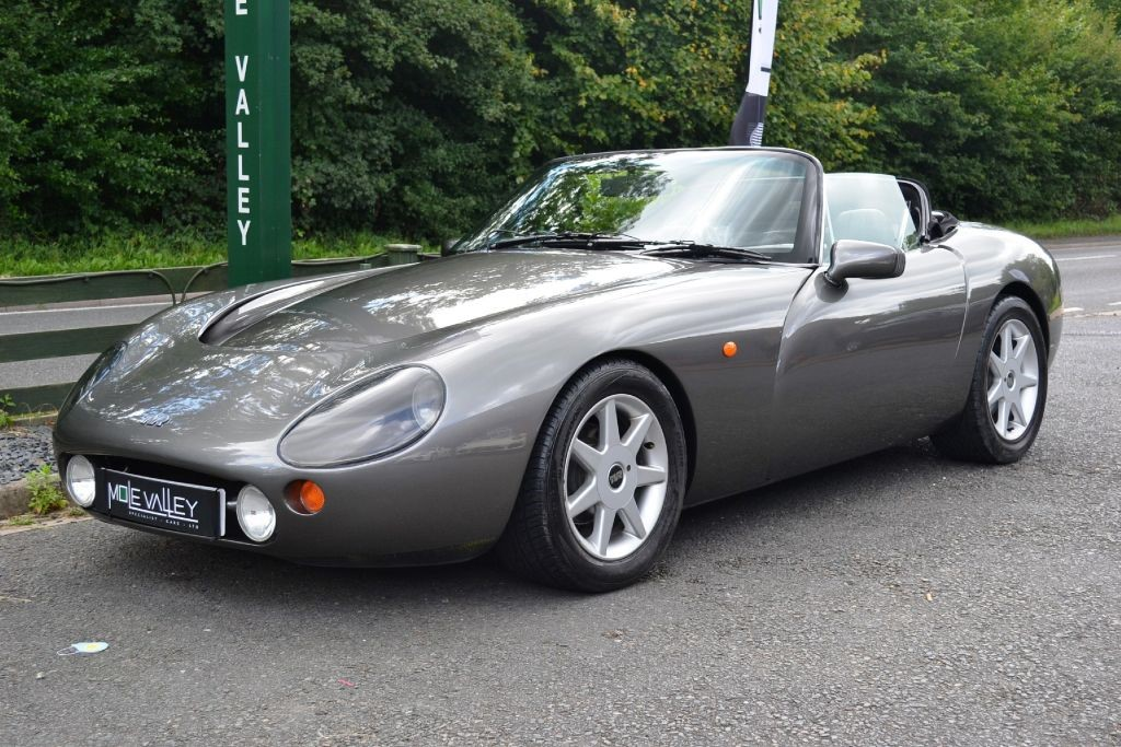 tvr griffith500 for sale near dorking surrey mole valley specialist cars ltd. Black Bedroom Furniture Sets. Home Design Ideas