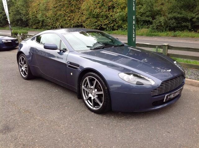 used Aston Martin Vantage V8 in dorking-surrey