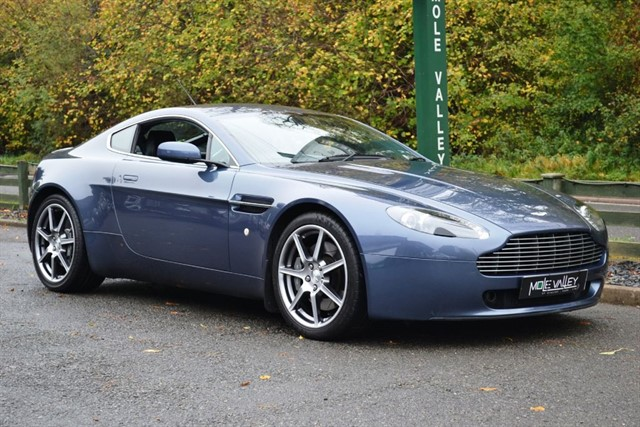 used Aston Martin Vantage V8 (Recent clutch replacement!) in dorking-surrey