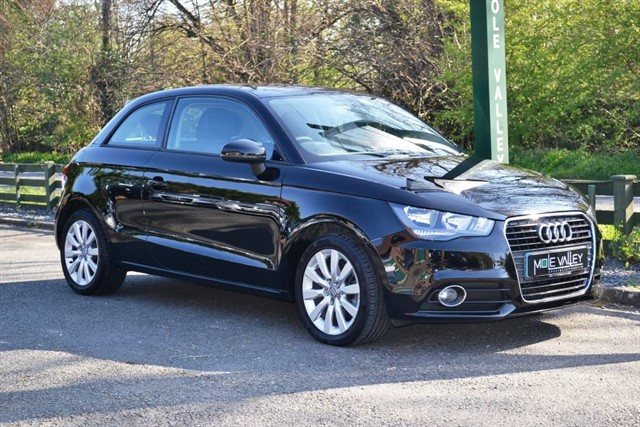 used Audi A1 TFSI SPORT in dorking-surrey