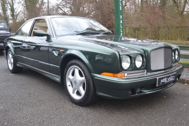 used Bentley Continental R MULLINER (Absolutely Exceptional!) in dorking-surrey