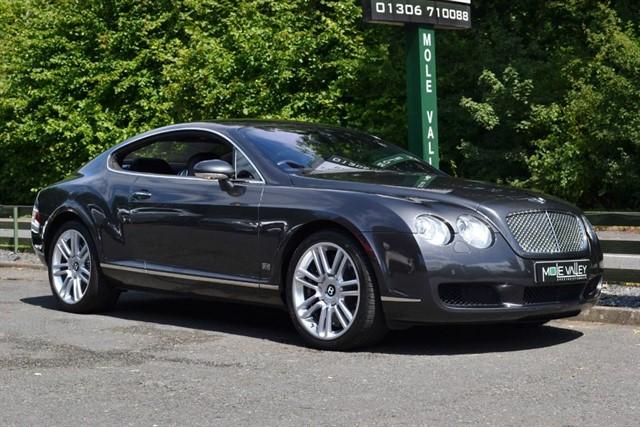 used Bentley Continental GT Diamond Series in dorking-surrey