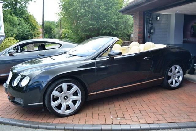 used Bentley Continental GTC  in dorking-surrey