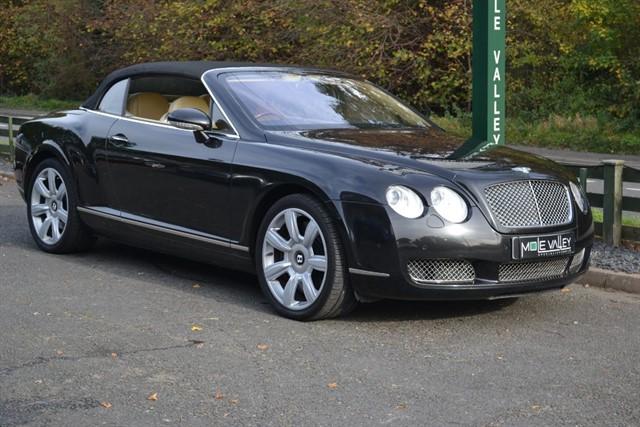 used Bentley Continental GTC (Full Bentley History)! in dorking-surrey