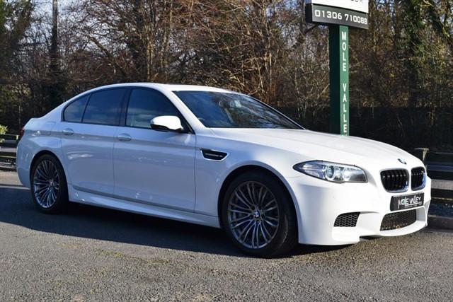 used BMW M5 V8 Twin Turbo (Full BMW History!) in dorking-surrey