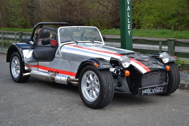 used Caterham Super Seven Monaco in dorking-surrey