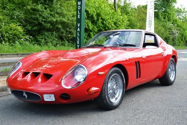used Ferrari 250 GTO Evocation in dorking-surrey