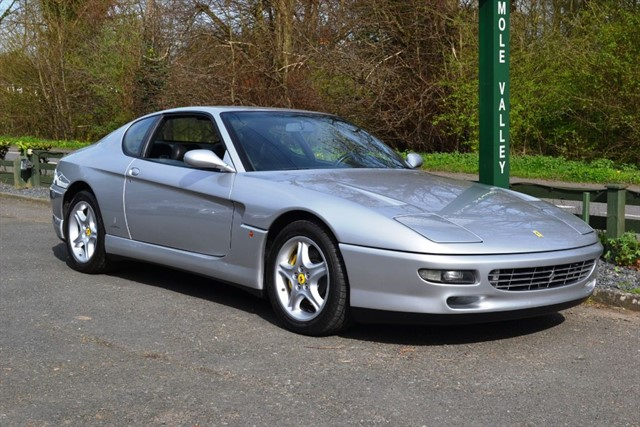 used Ferrari 456 GT (LHD) in dorking-surrey