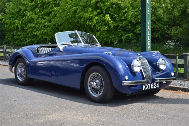 used Jaguar XK 120 (Re-creation by Broomstick) in dorking-surrey