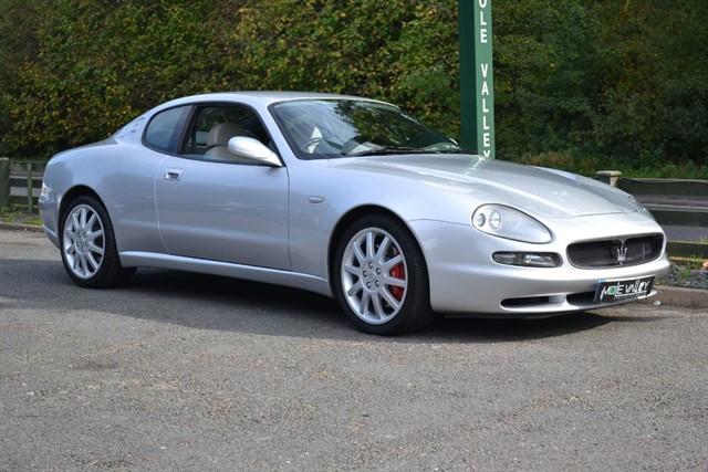 used Maserati 3200 GT V8 Twin-Turbo in dorking-surrey
