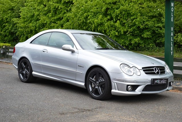 used Mercedes  CLK63 AMG (Very Rare!!) in dorking-surrey