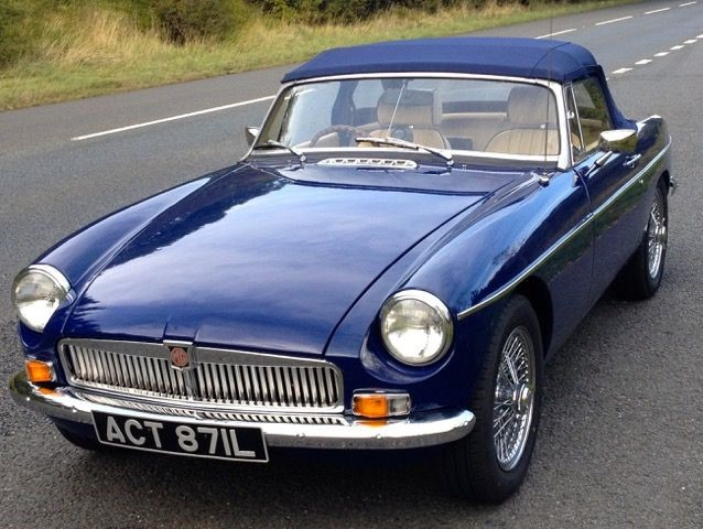 used MG MGB Roadster...Absolutely Stunning!! in dorking-surrey