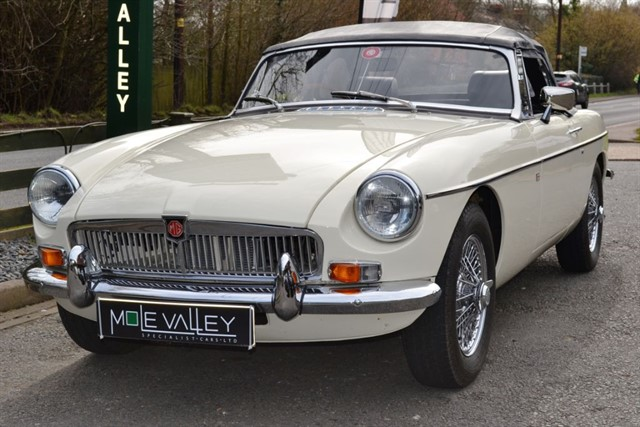 used MG MGB Roadster  (Full Nut & Bolt Restoration!) in dorking-surrey