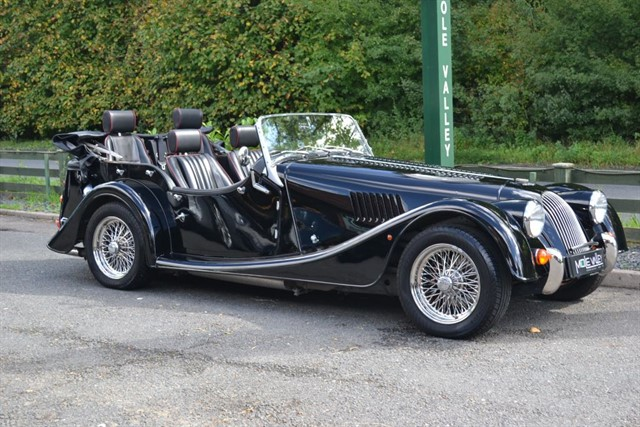 used Morgan Plus 4 Four Seater in dorking-surrey