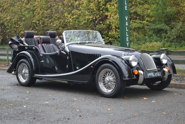 used Morgan Plus 4 Four Seater  LHD in dorking-surrey