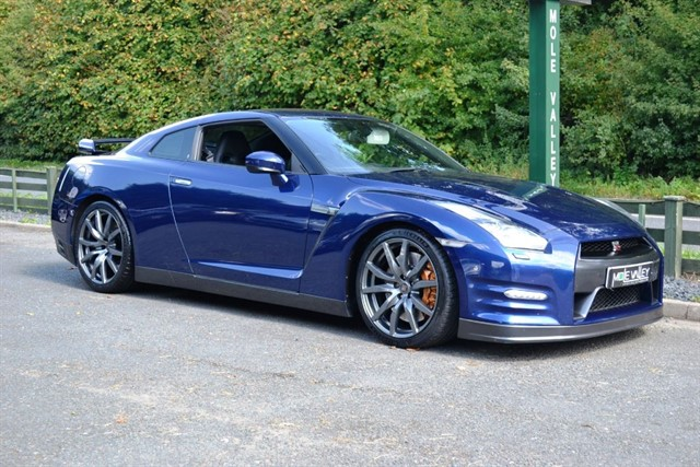 used Nissan GT-R Premium Edition in dorking-surrey