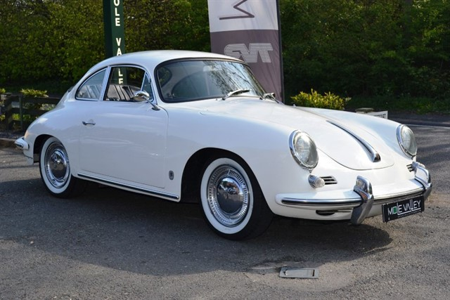 used Porsche 356 B  in dorking-surrey