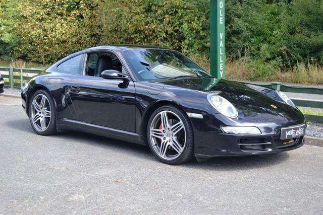 used Porsche 911 Carrera 4'S' Tiptronic S in dorking-surrey