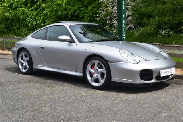 used Porsche 911 Carrera 4'S' 'Turbo-Bodied' Tiptronic in dorking-surrey