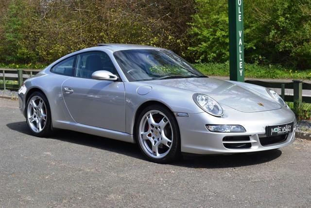 used Porsche 911 Carrera C2'S' Tiptronic in dorking-surrey
