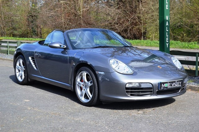 used Porsche Boxster 'S' Manual in dorking-surrey