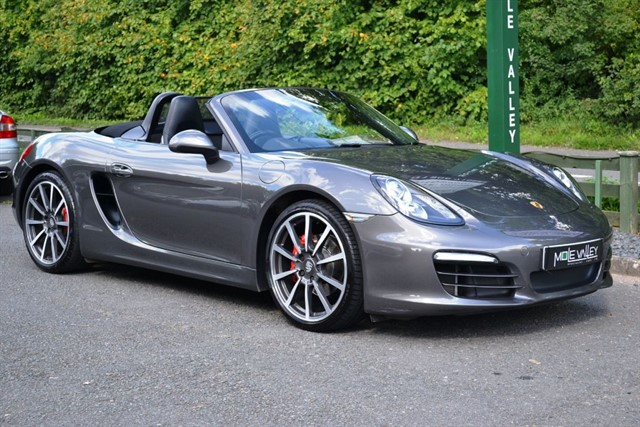 used Porsche Boxster 24V PDK in dorking-surrey