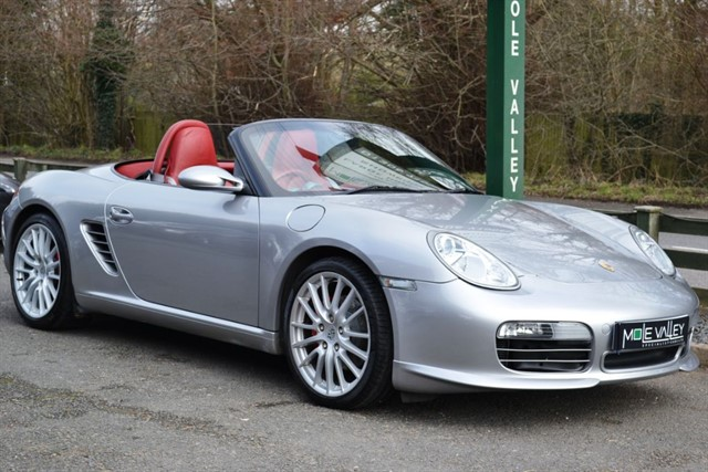 used Porsche Boxster RS60 SPYDER (Limited Edition!) in dorking-surrey