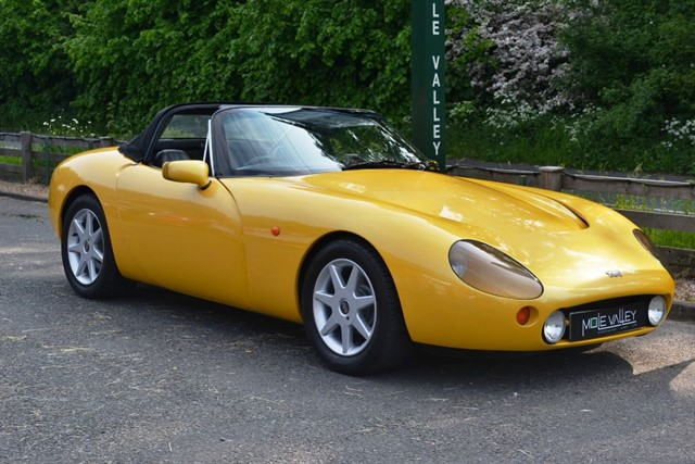 used TVR Griffith 500 V8 in dorking-surrey