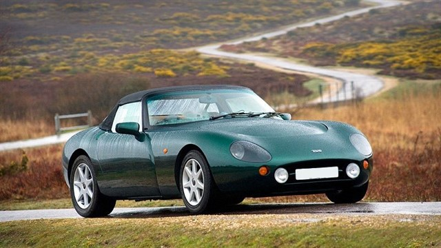 used TVR Griffith (Undergoing Complete Renovation!) in dorking-surrey