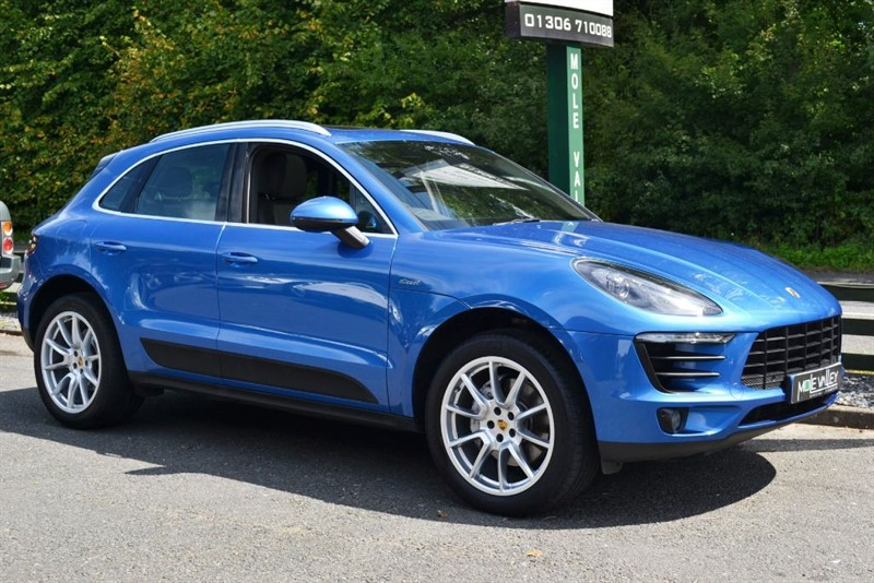 Car of the week - Porsche Macan D S PDK - Only £42,995