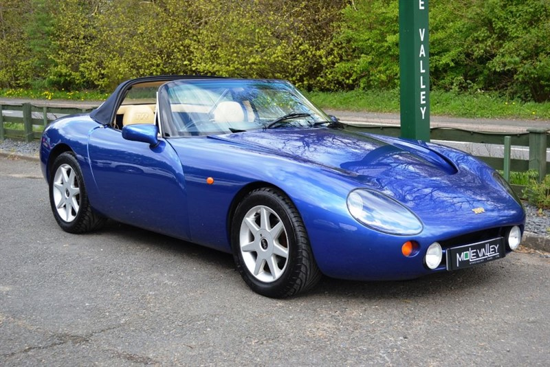 tvr griffith500 v8 for sale near dorking surrey mole valley specialist cars ltd. Black Bedroom Furniture Sets. Home Design Ideas