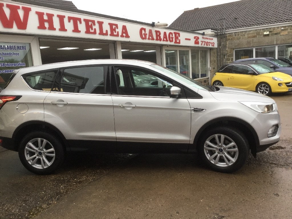 Used Silver Ford Kuga For Sale South Yorkshire