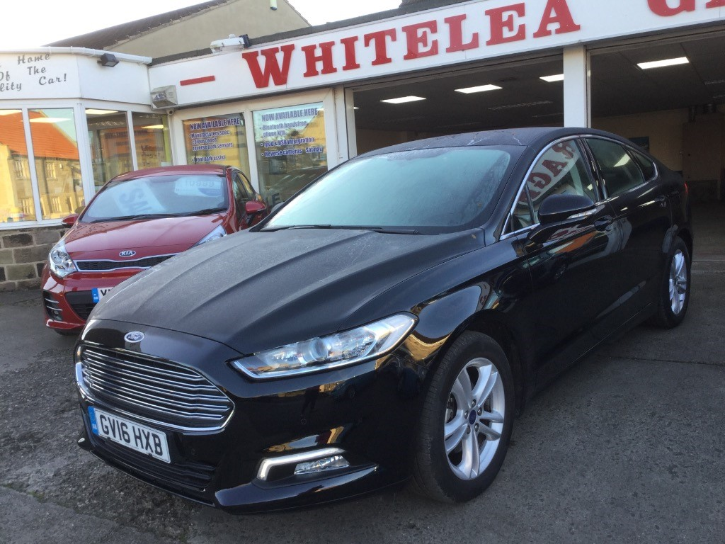 Used Black Ford Mondeo For Sale South Yorkshire