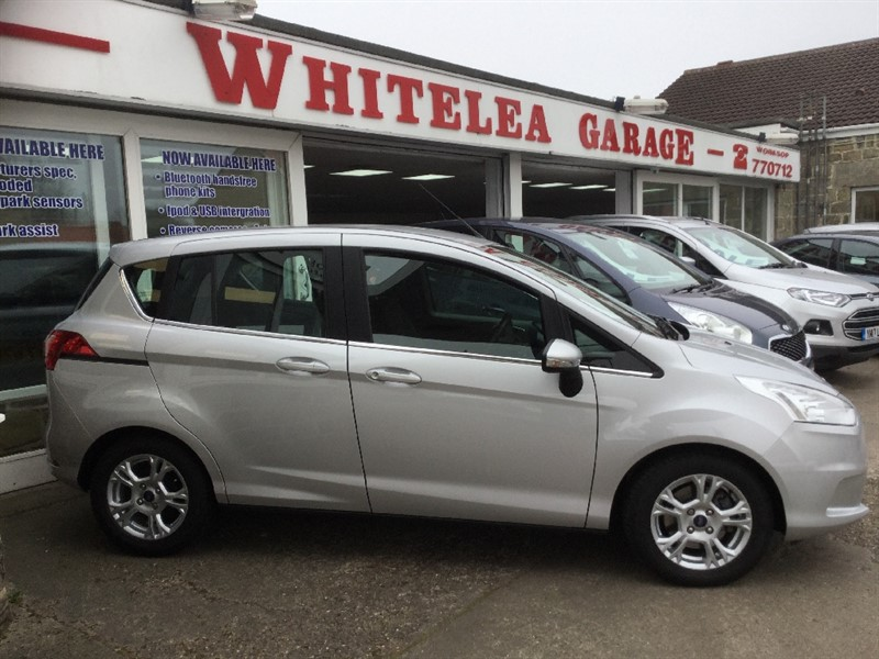 used Ford B-Max ZETEC NAVIGATOR in sheffield-south-yorkshire