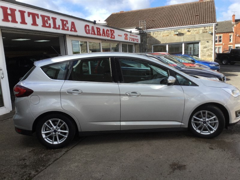 used Ford C-Max ZETEC in sheffield-south-yorkshire