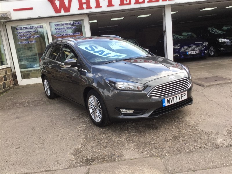 used Ford Focus ZETEC EDITION in sheffield-south-yorkshire