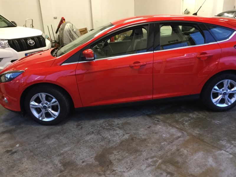used Ford Focus ZETEC in sheffield-south-yorkshire