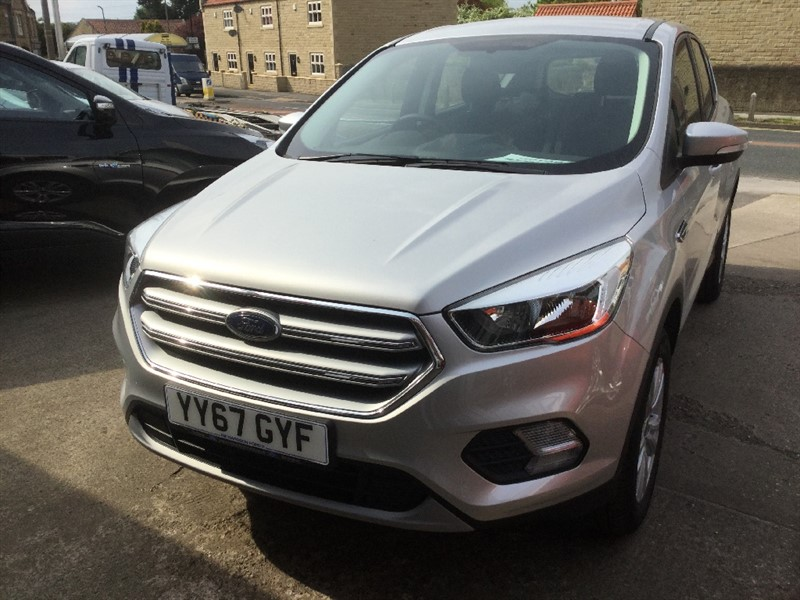 used Ford Kuga ZETEC in sheffield-south-yorkshire
