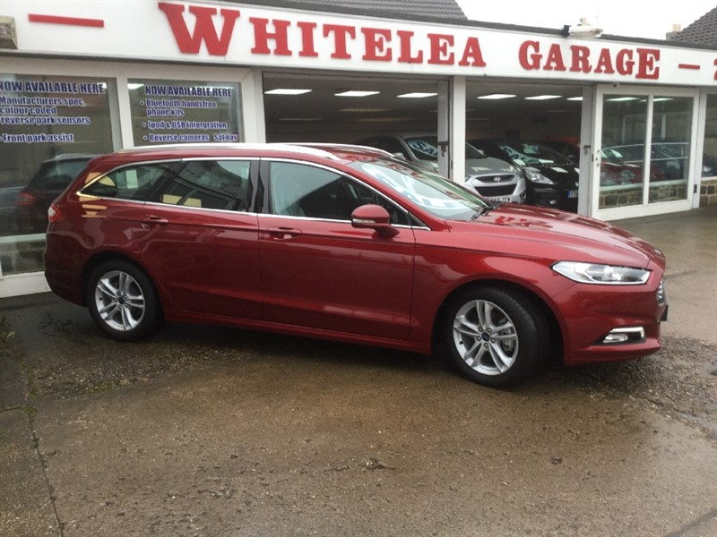 used Ford Mondeo ZETEC in sheffield-south-yorkshire