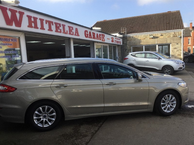 used Ford Mondeo ZETEC ECONETIC TDCI in sheffield-south-yorkshire