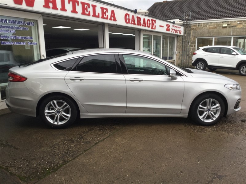 used Ford Mondeo Zetec edition in sheffield-south-yorkshire