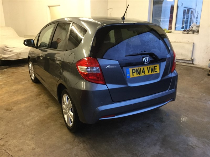 used Honda Jazz I-VTEC ES PLUS in sheffield-south-yorkshire