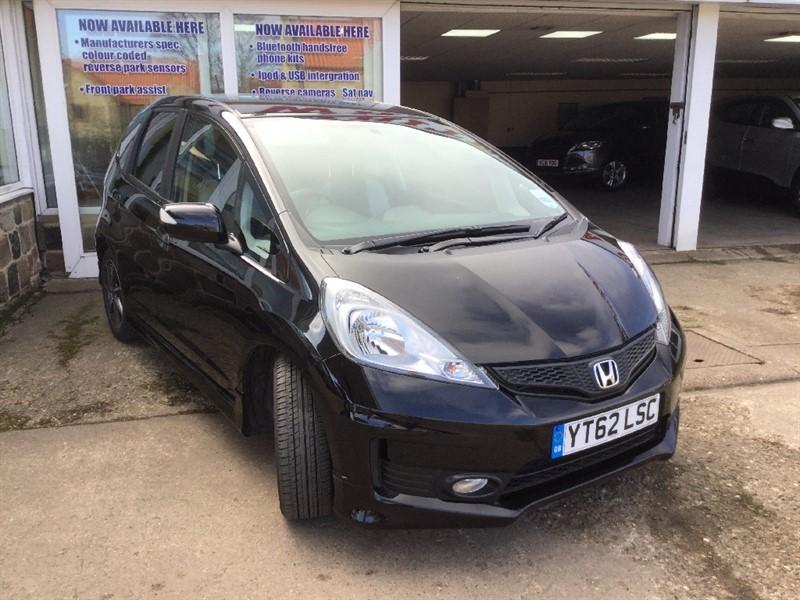 used Honda Jazz I-VTEC SI in sheffield-south-yorkshire