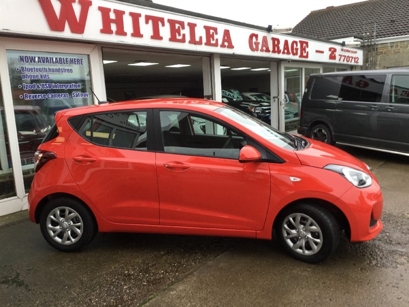 used Hyundai i10 SE in sheffield-south-yorkshire