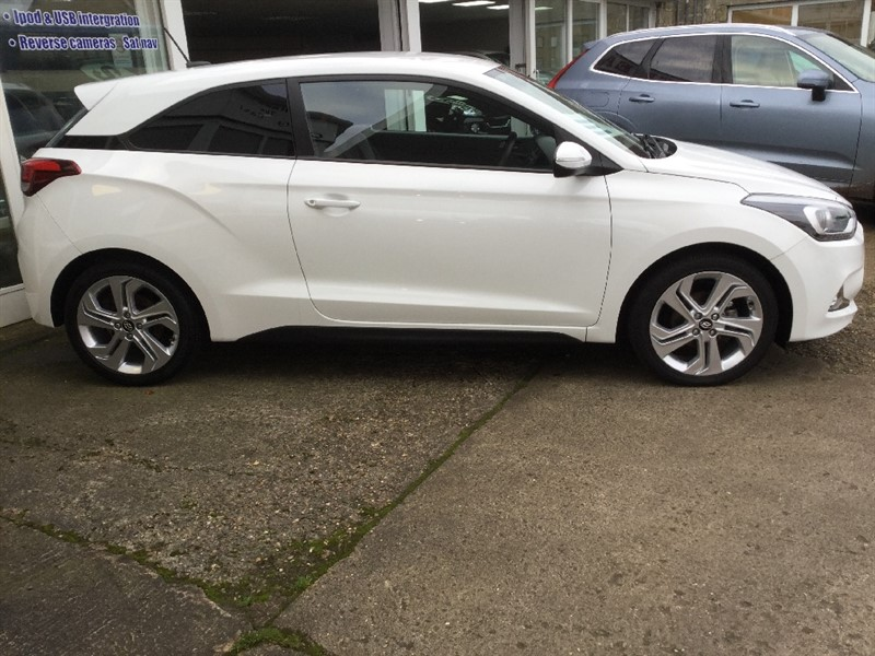 used Hyundai i20 MPI SPORT in sheffield-south-yorkshire